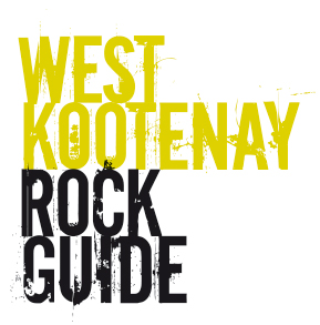 West Kootenay Rock Guide