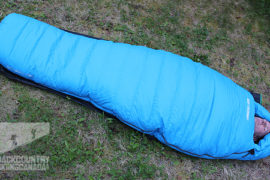 da48f2a114 Review of the Sea to Summit Talus TS3 Sleeping Bag